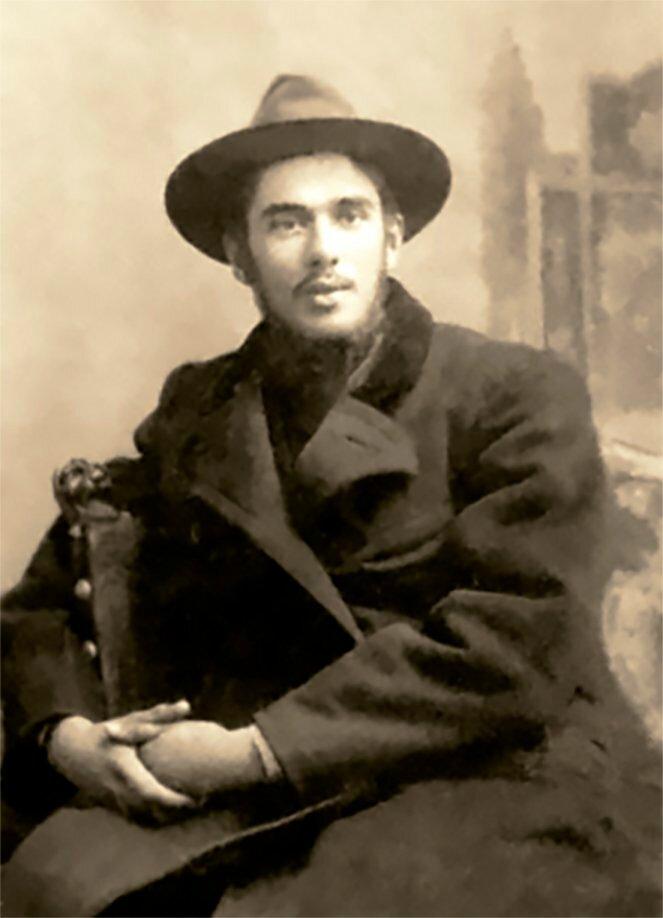 Молодой Чуковский